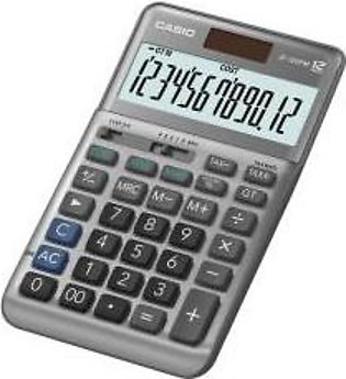 CASIO Casio Original Calculator 12 Digit JF-120FM