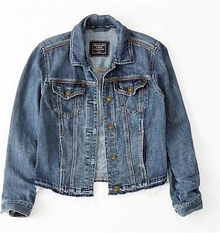 AL-KAREEM Fancy Unisex Denim Jacket