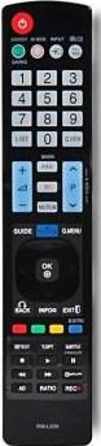 Tool Shop Remote for LG LED & LCD TV Universal