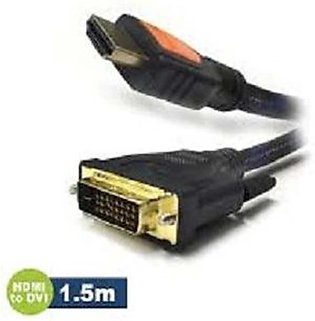 WOG Hdmi To Dvi Cable