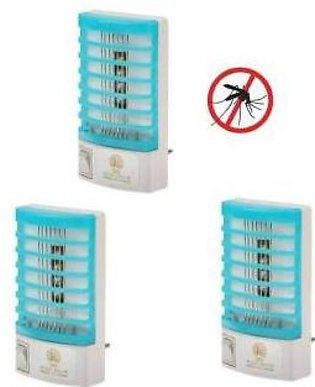 Top Shops Pack of 3-Mosquito Killer Lamp