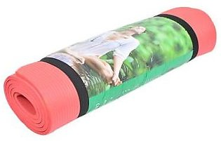 Asaan Sports Yoga Mat 10MM With Shoulder Hanging Strap
