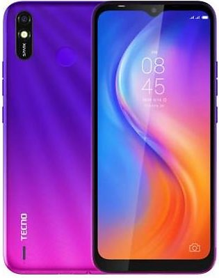 Techno Spark 4 lite - Ram 2GB - Rom 32GB - Purple