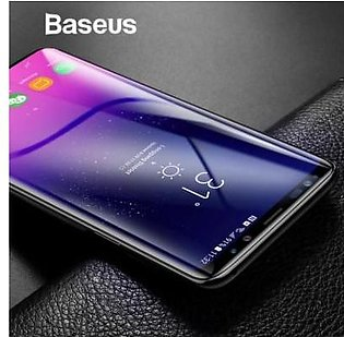 MISC Mobiles Baseus 0.3mm 3D Tempered Glass Screen Protector Full Edge Cover Fo…