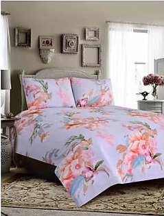 Khas stores Bed Sheet Queen-KHASSTORES1000000024316