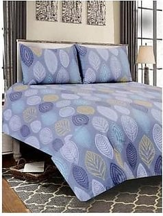 Khas stores Bed Sheet Single-KHASSTORES1000000024459