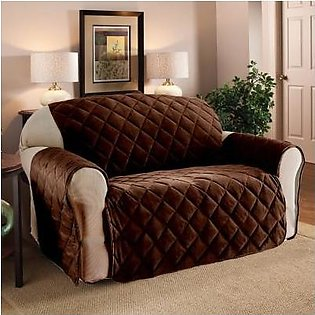 SS 7 Seater Brown Sofa Coat/Cover