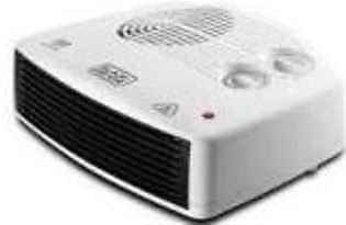 Black & Decker Hx230 - Fan Heater With Dual Thermal Control & Coolingfan For Ad…