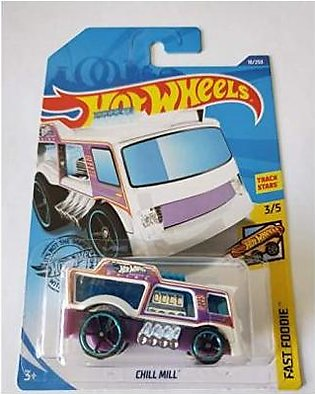 Hot Wheels Hot Wheels 2020 Fast Foodie Chill Mill, 18/250 White