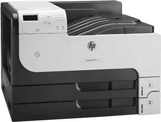 HP LASERJET ENT 700 M712DN PRINTER A3-40ppm-Duty Cycle Monthly: 100000 Pages