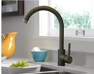 STEELINE 7780-GR Ghisa 70 (N) Kitchen Faucet (Made In Italy)