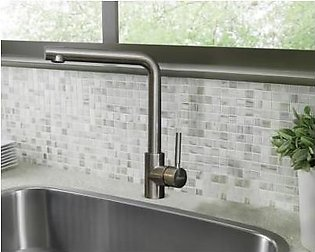 STEELINE 7730-SS Kitchen Faucet (Made In Italy)