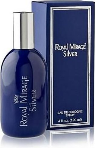 Tool Shop Royal Mirage Silver For Men 120ml