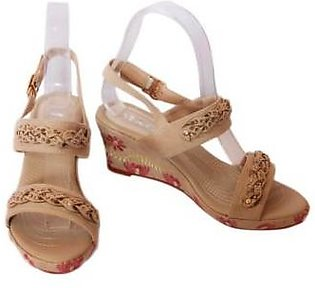 Metro Metro Shoes and Bags Stylish Sandals For Women SD-3199 Fawn