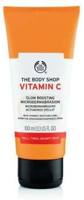 The Body Shop THE BODY SHOP Vitamin C GLOW BOOSTING Microdermabrasion 100ML