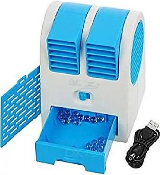 Living Style Mini Cooling Fan Usb Battery Operated Portable Air Conditioner C...