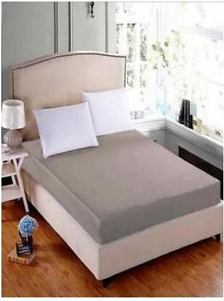 BaggyBeans Baggy Beans Fitted Sheets -Stretch Jersey Fitted Sheet Light Grey ...