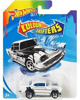 Hot Wheels Hot Wheels Colour Shifters 1:64 Vehicle - 57 Chevy W Engine