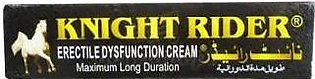 Knight Love Package of Knight Rider Cream And Delay Spray
