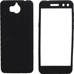 Bee Store Huawei P10 Lite 360 Case with Glass Protector - Black