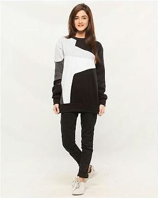 AL-KAREEM Winter panel sweatshirt With Tights
