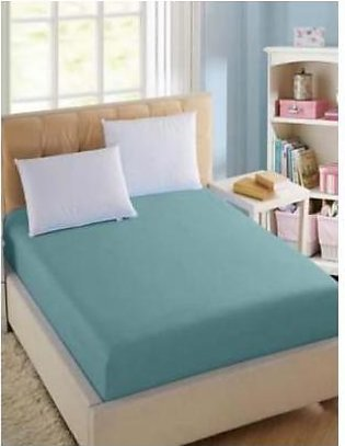 BaggyBeans Baggy Beans Fitted Sheets -Stretch Jersey Fitted Sheet - Teal