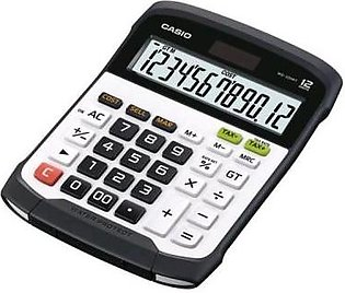 CASIO Casio Original Calculator Water And Dust Proof 12 Digit WD-320MT