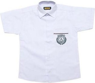 Liberty Uniforms Saifiya High School Uniform Boys White Shirt Half Sleeves - ...