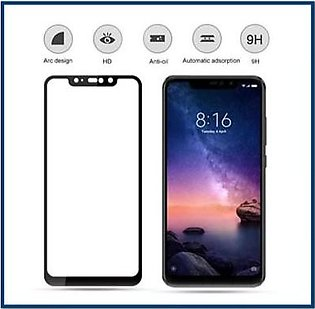 MISC Mobiles 6D Full Glue Glass Screen Protector Edge To Edge For Xiaomi Redm...