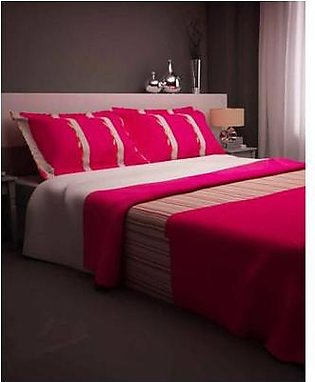 Children Home Store Single Bed Set (Applique) with 2 Pillow Cases