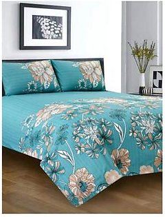 Khas stores BED SHEET QUEEN-KHASSTORES1000000024491