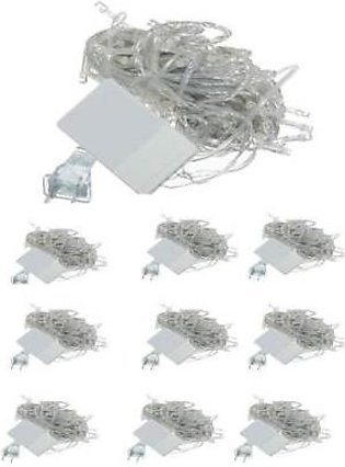 Tool Shop Pack of 10 Multicolour LED Fairy Lights