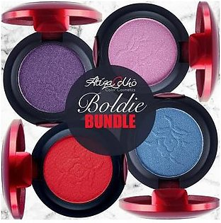 Atiqa Odho Cosmetics Boldie Bundle of Eyeshadows