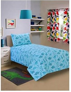 Khas stores BED SHEET SINGLE-KHASSTORES1000000026433