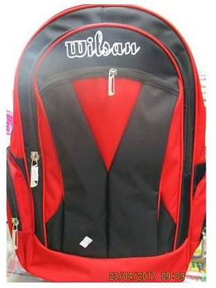 M Toys Sports & Stationers Excellent Quality Wilson Large school bag