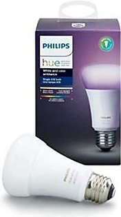 Philips Philips Hue White and Color A19 LED Bulb, 3rd Generation