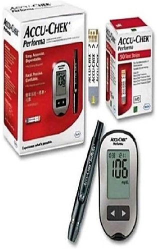 Decent Fashion Point Performa Glucometer For Blood Glucose Monitor
