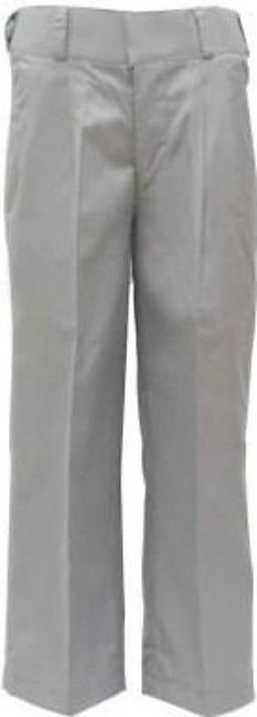 Liberty Uniforms St. Peter's High School Uniform Boys Light Grey Elastic Pant