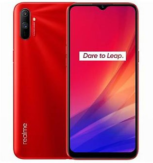 Realme C3 - 3Gb Ram - 32GB Rom Red
