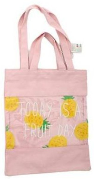 Get Style Reusable Shopping Bag - Pink