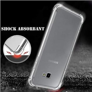 MISC Mobiles Samsung Galaxy J4 Core Anti-shock Silicone Soft TPU Clear Case Tra…