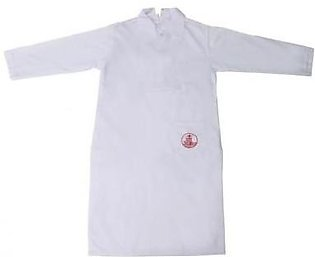 Liberty Uniforms St. Lawrence Girls School Uniform White Kameez Medium Sleeves