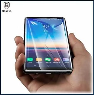 Baseus Samsung Galaxy Note 9 Baseus 3D Surface Screen Protector Ultra Thin 0.3m…