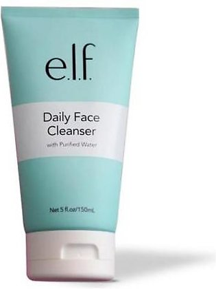 Elf Daily Face Cleanser