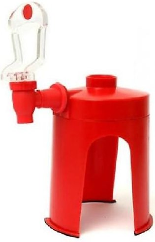 Top Shops Cold Drink Dispenser-Red