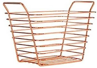 Premier Home Shine Wire Basket