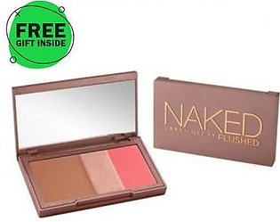 Dukaan4all Flagship Store Urban decay naked flushed + free gift