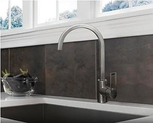 STEELINE 7736-SS Kitchen Faucet (Made In Italy)