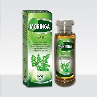 Herbal Moringa Hair Oil