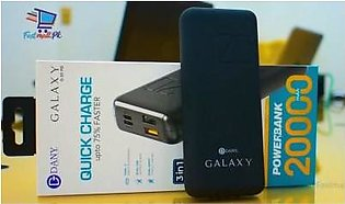 Dany GALAXY G-35 - 20000 mAh /Pd/Quick charger 1 year warranty